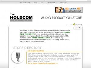 Holdcom store