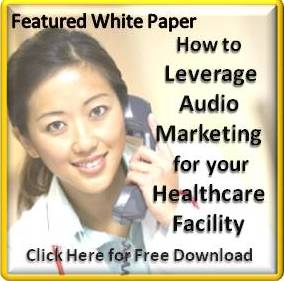 How to Use Audio in Your Healthcare Facility to Improve Patient Care