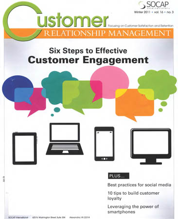 CRM Magazine Winter 2011
