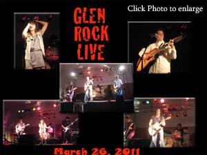 Glen Rock Live (small montage)