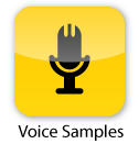 Voice Over Talent Samples