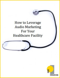 Free Whitepaper for healthcare professionals - audio for PR and patient care