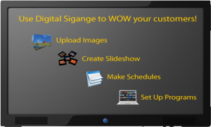 Digital Signage for your facility