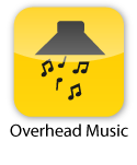 Overhead Music, Store background music, ambient music